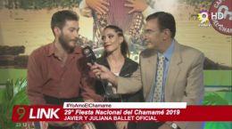 Reportaje Integrantes Ballet Oficial