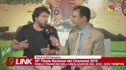 Reportaje  a  Pablo Francischelli 19.01.2019