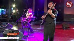 Juanchi Cabrera Cuarteto 16.01.2019