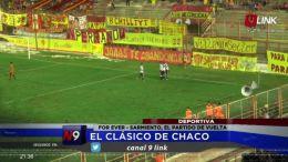 DEPORTIVAS - El Clásico de Chaco