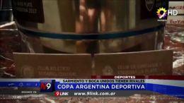 Copa Argentina deportiva