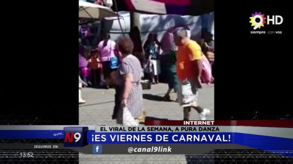 VIRAL - Es viernes de Carnaval