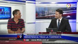 CHACO - Resistencia tras la tormenta