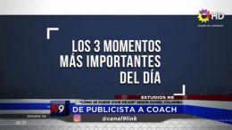 CORRIENTES - De publisista a coach