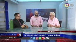CHACO - BASTONES DE MANDO CHAQUEÑOS.