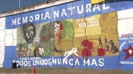 CHACO - Nuevo mural por la memoria