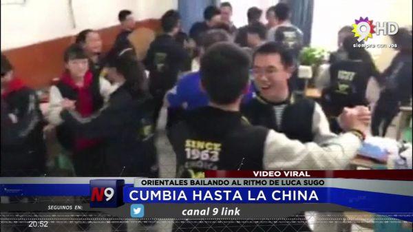 Cumbia hasta la china