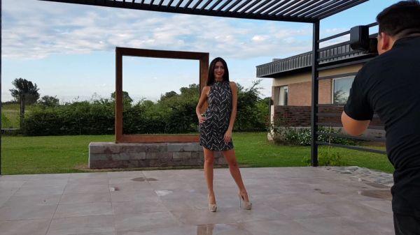 Camila Ayala Miss Universal Petite Argentina | 13.04