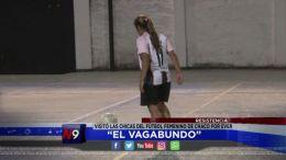 entrenamiento de las chicas del fútbol de Chaco For Ever