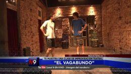 EL VAGABUNDO PRESECIO EL ENSAYO DE LOS CHICOS IMPRO  30.04