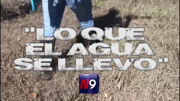 LO QUE EL AGUA SE LLEVÓ | 14.05