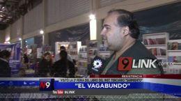 EL VAGABUNDO - VISITÒ LA SEGUNDA EDICIÓN DEL FERIA DEL LIBRO DEL INSTITUTO TERCIARIO