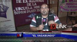 EL VAGABUNDO - VISITÓ A EX ALUMNOS DEL COLEGIO NORMAL