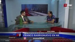 FRANCO BARRIONUEVO EN N9      SU PRESENTACIÓN DE HOY EN LA PEÑA NATIVA MARTÍN FIERRO | CULTURA | 17.05