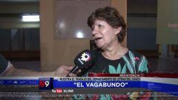 EL VAGABUNDO EN EL DEPARTAMENTO DE LETRAS | 20.05