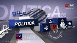 POLITICA | MOVIÓ LA DAMA | 20.05