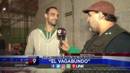 EL VAGABUNDO EN UN TORNEO DE PADEL | 24.05
