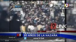 30 AÑOS DE LA HAZAÑA | 27.05
