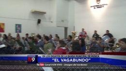EL VAGABUNDO EN LOS ENSAYOS DE LA BANDA MUNICIPAL | 28.05