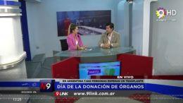 EN ARGENTINA 7.642 PERSONAS ESPERAN UN TRASPLANTE | CHACO | 30.05