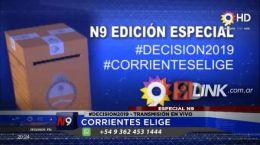 CORRIENTES ELIGE | 31.05