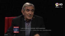 MANO A MANO | EDUARDO LOPEZ | 07.06