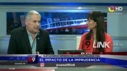ELEVADISIMOS NÚMEROS DE LA SINIESTRALIDAD VIAL | CORRIENTES | 10.06