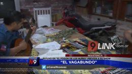 EL VAGABUNDO EN EL FOGÓN DE LOS NUÑEZ.