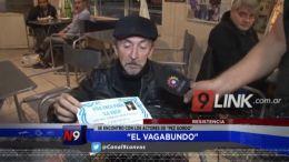 EL VAGABUNDO (SUPLENTE) SE ENCONTRÓ CON LOS ACTORES DE: PEZ GORDO