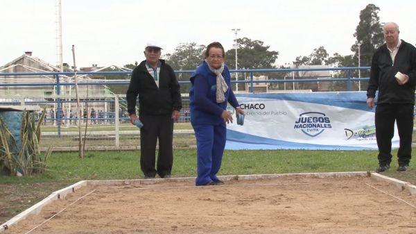 SE REALIZÓ LA INSTANCIA LOCAL DEL CAMPEONATO DE TEJO   CHACO   11.07