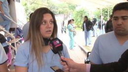 UN CAMIÓN DE MEDICINA PROMOCIONA LA CARRERA Y REALIZAN CONTROLES | CHACO | 12.07