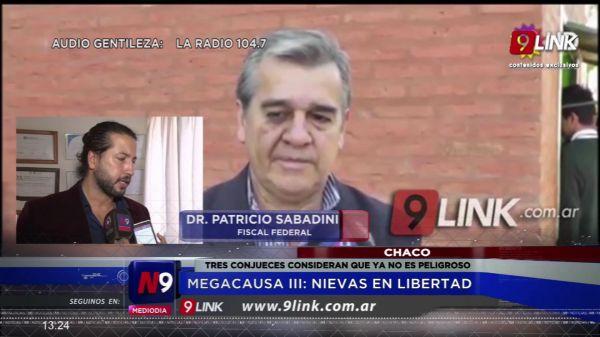 TRES CONJUECES CONSIDERAN QUE YA NO ES PELIGROSO   CHACO   12.07