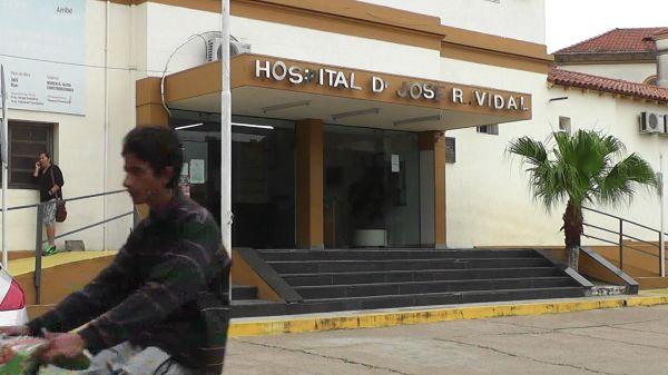 JOVEN PACIENTE FALLECIÓ HOSPITALIZADO   CORRIENTES   12.07