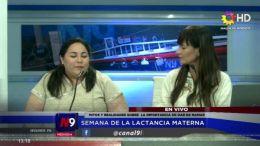 MITOS Y REALIDADES SOBRE  LA IMPORTANCIA DE DAR DE MAMAR | CORRIENTES | 01.08