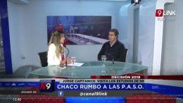 JORGE CAPITANICH  VISITA LOS ESTUDIOS DE N9 | DECISIÓN 2019 | 06.08