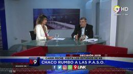 CARIM PECHE  VISITA LOS ESTUDIOS DE N9 | DECISIÓN 2019 | 06.08