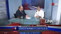 DECISIÓN 2019 | CHACO RUMBO A LAS P.A.S.O