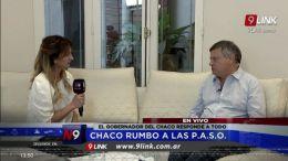 DOMINGO PEPPO EN UN MANO A MANO CON  N9 | CHACO