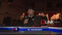 """anticipa el show de """"Calavera no chilla"""" en el Teatro Libertad"""