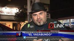 """""""El Vagabundo"""" anticipa el show de """"La Revista de Resistencia"""""""
