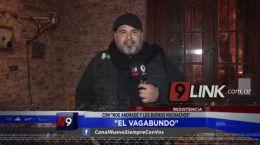 """Resistencia: """"El Vagabundo"""" estuvo con """"Noe Andrade y Los Buenos Muchachos"""" en """"Nanas Suena Bien"""""""