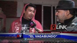 """""""El Vagabundo"""" estuvo con los operadores de radio de el Gran Resistencia"""