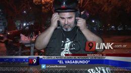 """Resistencia: """"El Vagabundo"""" te cuenta la movida solidaria del Motogrupo"""
