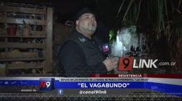 """Resistencia: """"El Vagabundo"""" estuvo en los ensayos de la banda de música experimental """"Las Voces"""""""