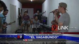 """Resistencia """"El Vagabundo"""" estuvo con los chicos de """"Edición Limitada"""""""