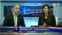 LA BAJANTE DEL PARANÁ  Y LOS PAISAJES INUSUALES DE LAS COSTAS | CORRIENTES | 02.09