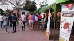 DELEGACIONES MÓVILES EN EL BARRIO VIRGEN DE LOS DOLORES | CORRIENTES | 03.09