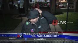 """Resistencia: """"El Vagabundo"""" en los entretelones del Encuentro Iberoamericano de Narración"""