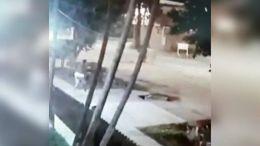 VIOLENTO ROBO A ESTUDIANTE EN LA PUERTA DE SU CASA | CHACO | 04.09