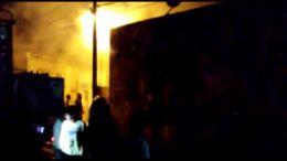 TRÁGICO INCENDIO POR CALLE LAMADRID | CORRIENTES | 05.09